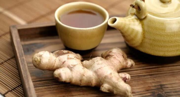 para que sirve el te de jengibre en ayunas
