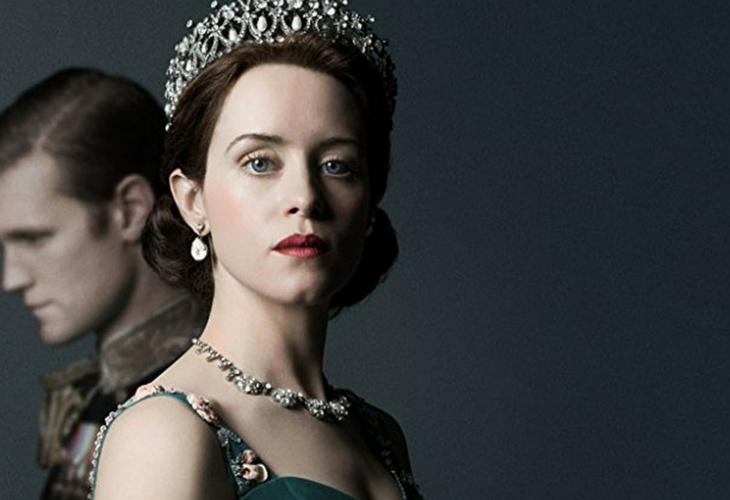 The Crown. /  Elle.mx