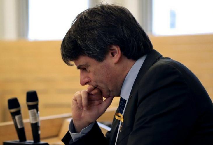 Carles Puigdemont, expresidente catalán. / El Clarín