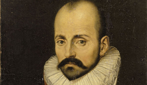 Michel Montaigne.