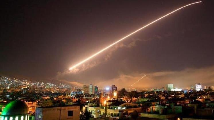 Resultado de imagen para ataque de eeuu londres y paris a siria