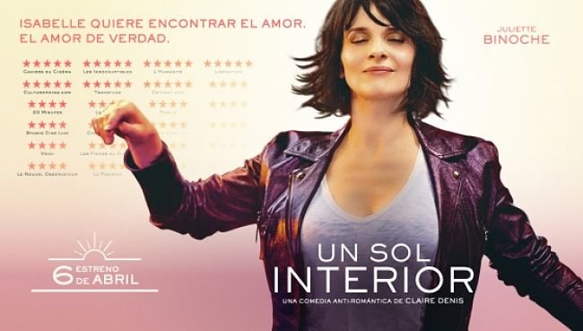 Cartel de Un sol interior