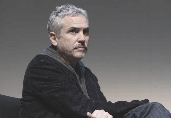 Alfonso Cuarón, director. RR SS.