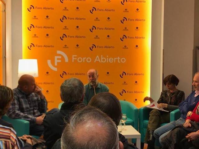 presentacion de Armando Murias