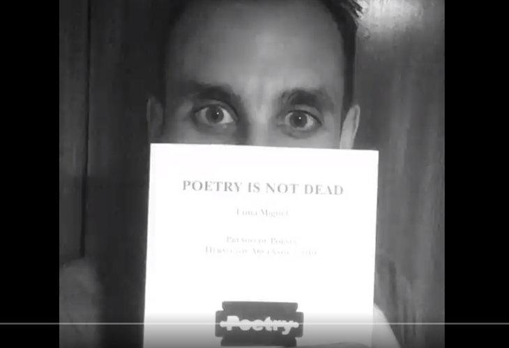 Captura de vídeo: iniciativa lectura diaria. /Redes del autor.