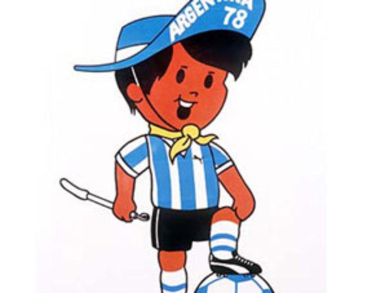 Historia De Las Mascotas De Los Mundiales Gauchito 1978