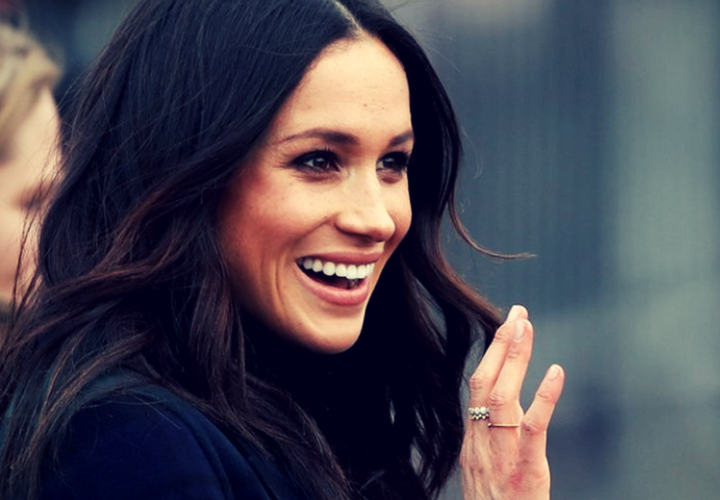 Meghan, duquesa de Sussex. / RR SS.