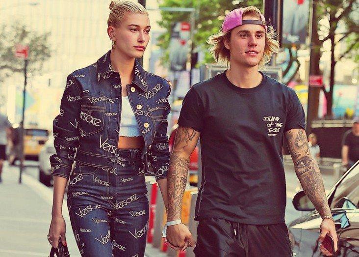 Justin Bieber Publica Unas Sensuales Fotos Junto A Hailey Baldwin