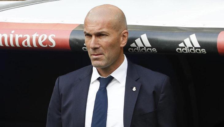 Zinedine Zidane, entrenador. / Mundo Deportivo.