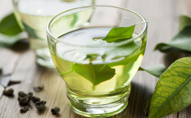 Te verde para la hipertension arterial