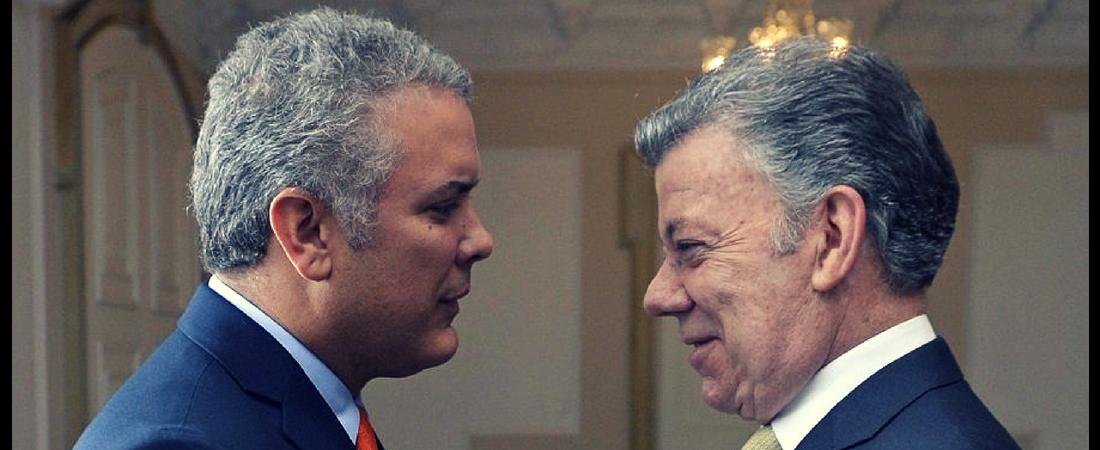 Resultado de imagen para duque nuevo presidente de colombia