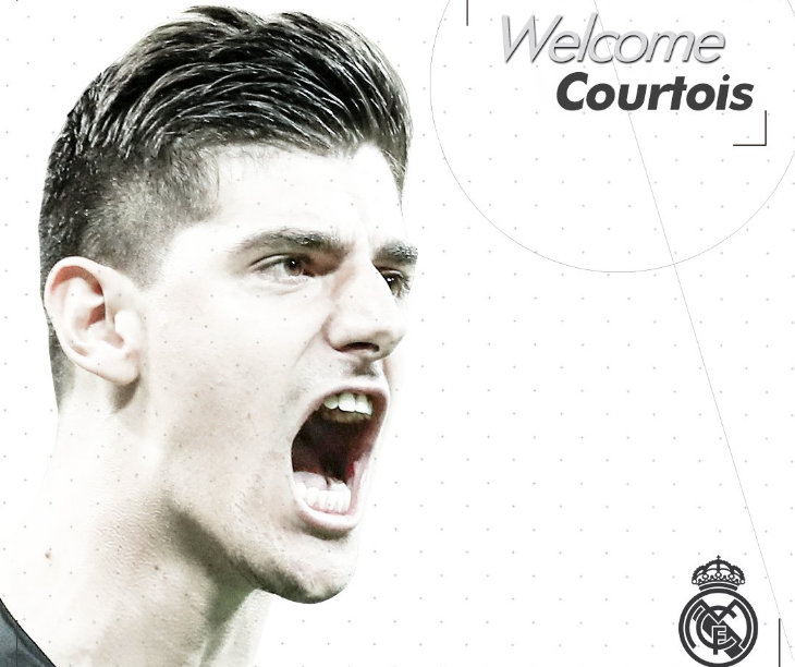 Thibaut Courtois, futbolista. / RRSS.