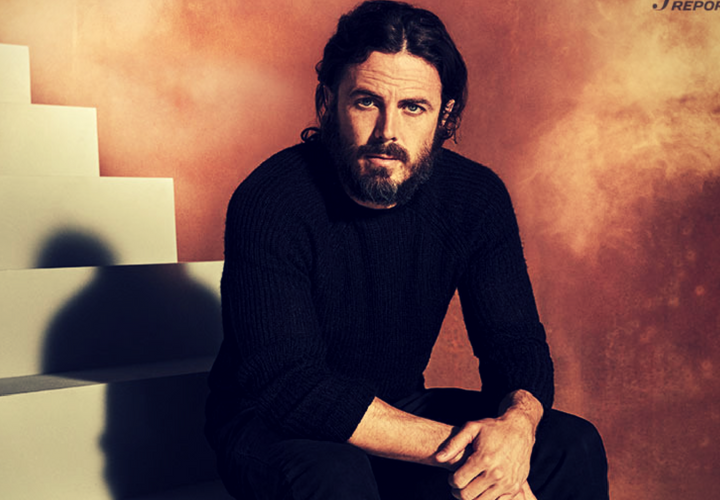 Casey Affleck, actor. / The Hollywood Reporter.