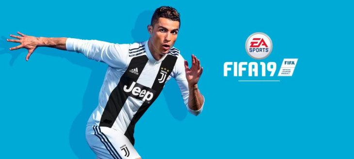 Antigua foto promocional del FIFA 19. / RRSS.
