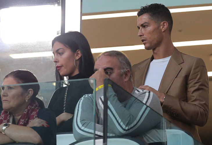 EA borró a Cristiano Ronaldo de su sitio web
