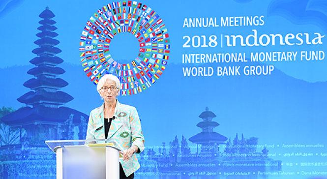 BM y FMI piden a China y EEUU reducir tensiones comerciales