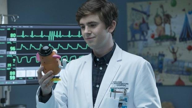 The Good Doctor. / Productora.