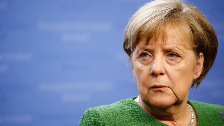 Angela Merkel, canciller de Alemania. / The National.