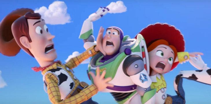 Disney revoluciona las redes con el primer tráiler de Toy Story 4 ... 655c6e3552f