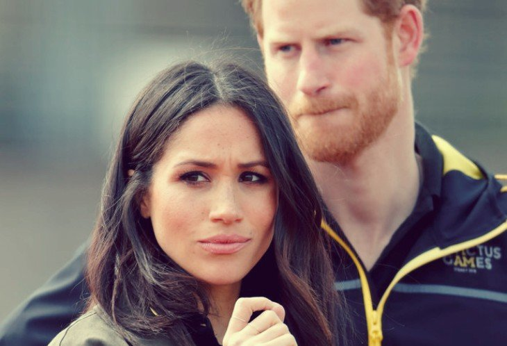 Meghan Markle y Harry de Inglaterra, duques de Sussex. / RR SS