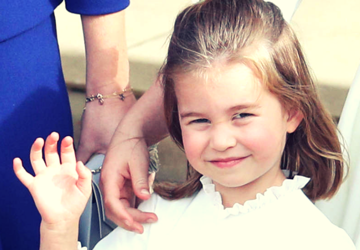 Princesa Charlotte de Cambridge. RR SS.