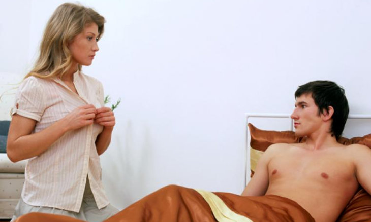 película de erección del cuerpo humano