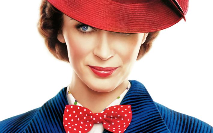 20152a487 El regreso de Mary Poppins; un ejercicio de Disney que casi supera a ...