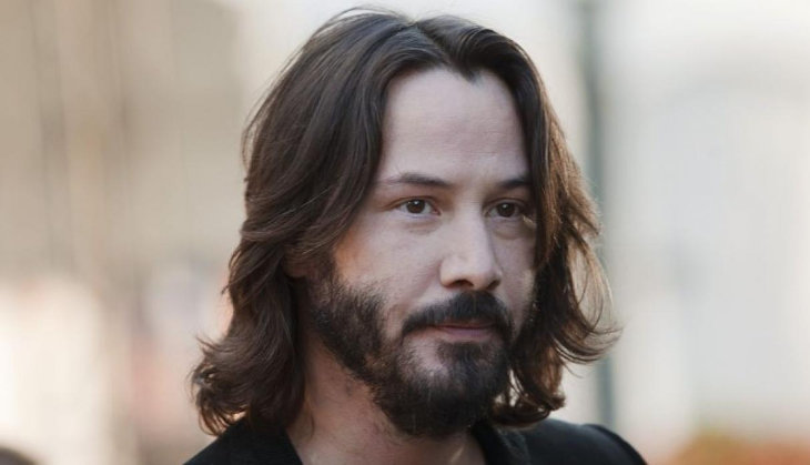 Keanu Reeves, actor. / RRSS.