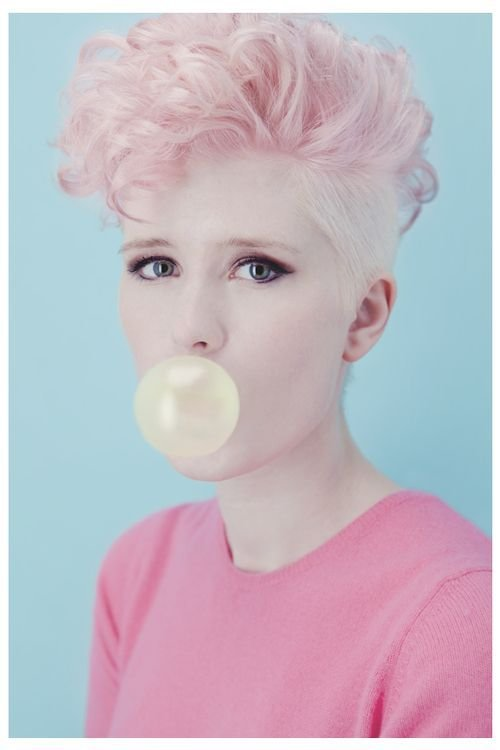 Chicle. / Pinterest