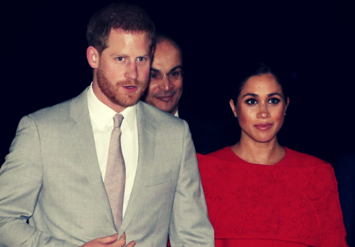 Príncipe Harry y Meghan Markle, duques de Sussex. / RR SS.
