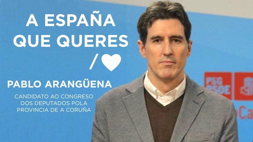 Pablo Arangüena, un candidato socialista con vena de parlamentario ...