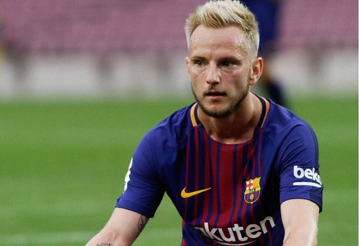 Ivan Rakitic / The Sun