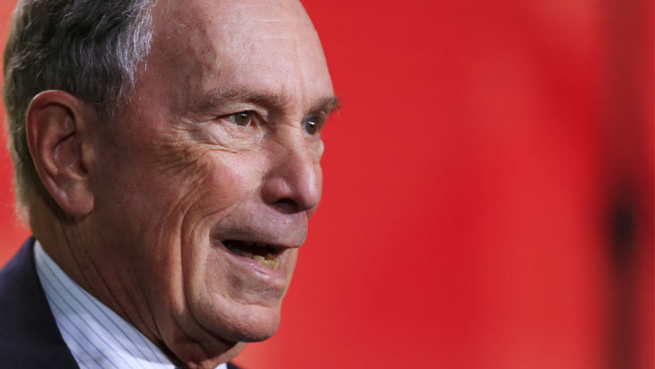 Michael Bloomberg. / RR SS