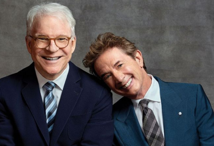 Steve Martin y Martin Short. / Consequence of Sound.