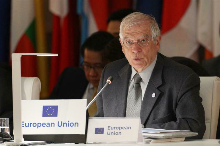Josep Borrell. / Europa Press
