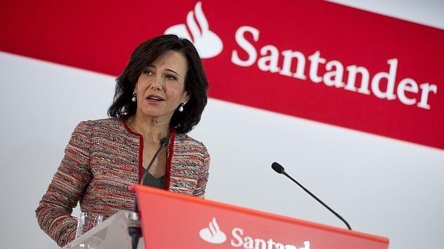 Santander dice que cese de dividendos le permitirá prestar más