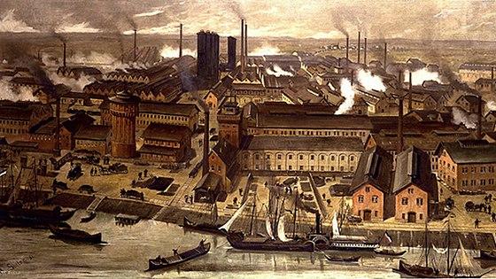 Revolución Industrial - Wikipedia