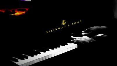 Un piano. / YouTube