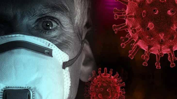 Se registra primera muerte por reinfección de COVID-19