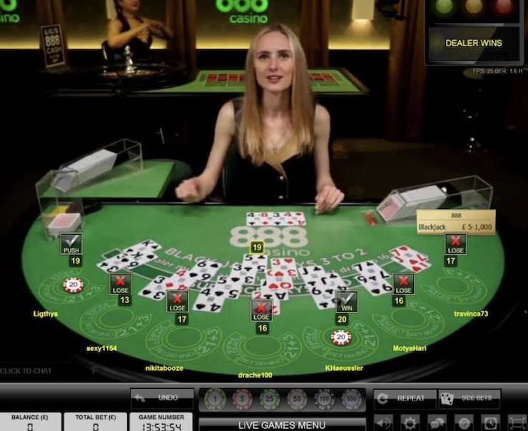 Nash poker