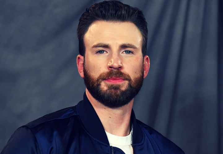 Chris Evans, actor. Instagram