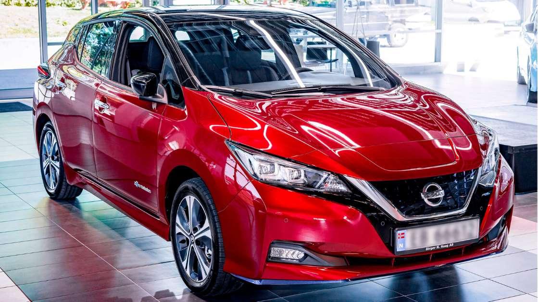 El espectacular Nissan LEAF ya alcanzó el medio millón de ...