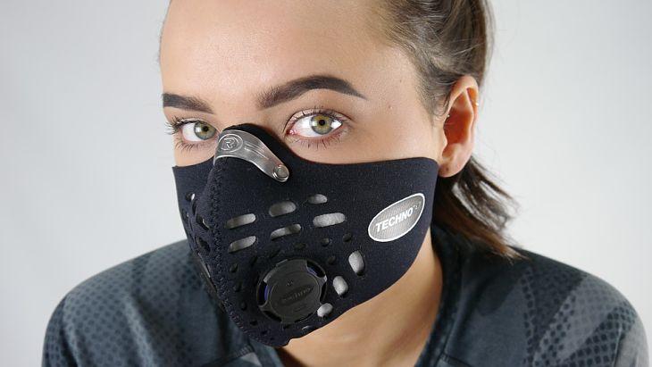 Prohibirán la venta de mascarillas con válvulas