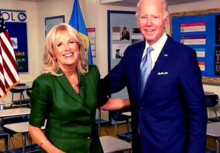 Caras   Jill Biden y Kamala Harris: los looks escogidos