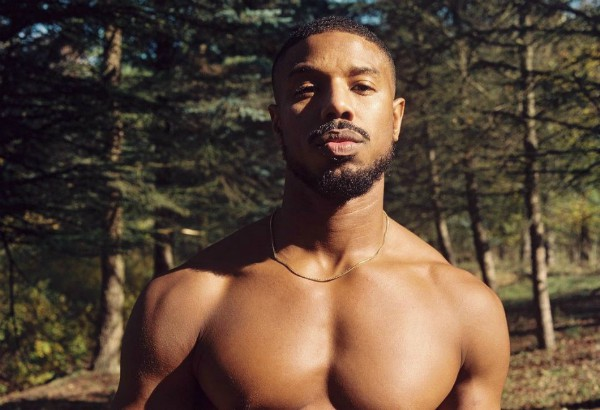 Michael B. Jordan, actor. / Instagram @michaelbjordan