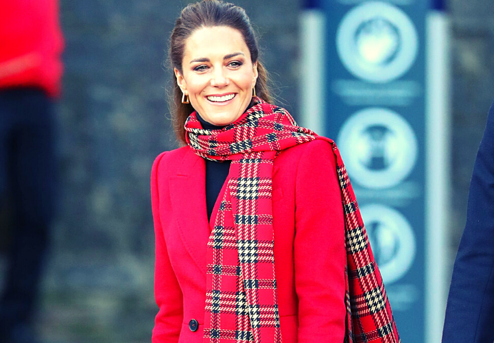 Kate Middleton, duquesa de Cambridge. @royaladdicted_new