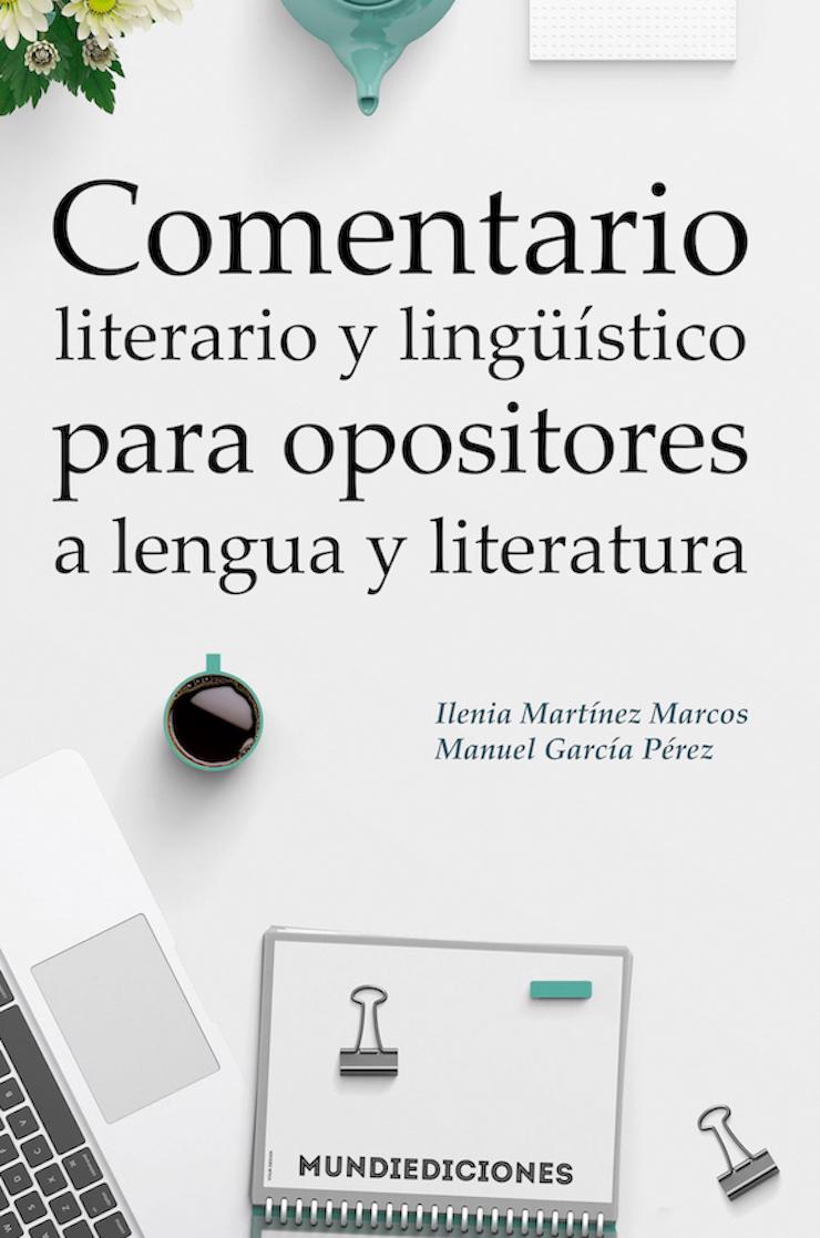 Portada libro Comentario literario y lingüístico