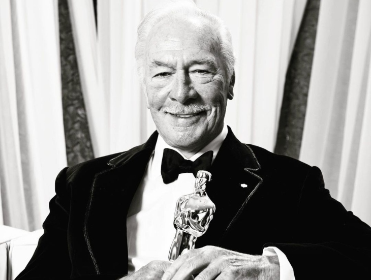 Christopher Plummer, actor. Twitter.
