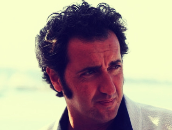 Paolo Sorrentino, cineasta italiano. Instagram paolosorrentino_real
