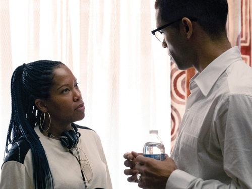 Regina King por One Night in Miami. Productora